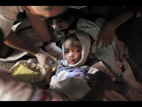 UNICEF USA - Haiti Earthquake PSA