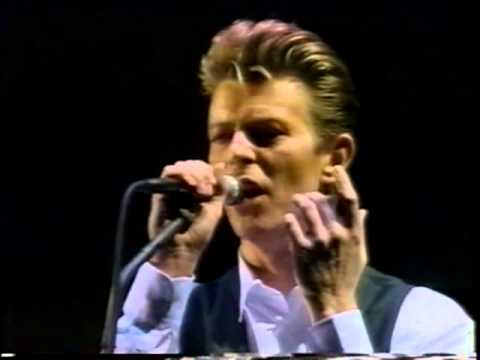 DAVID BOWIE - ASHES TO ASHES - LIVE TOKYO 1990