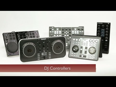 Wish-List Picks: Entry Level DJ Controllers 2013