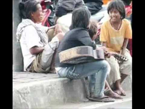 The Street Children of Indonesia- by Fasya