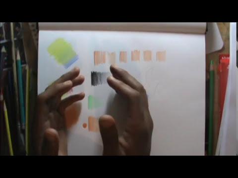 Técnicas de ilustración 7 LÁPICES DE COLORES (1)