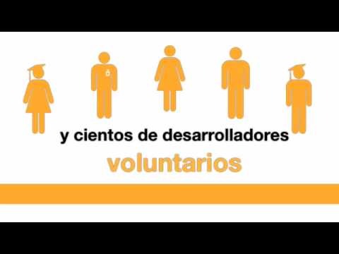 Moodle presentation in Spanish v.2.0