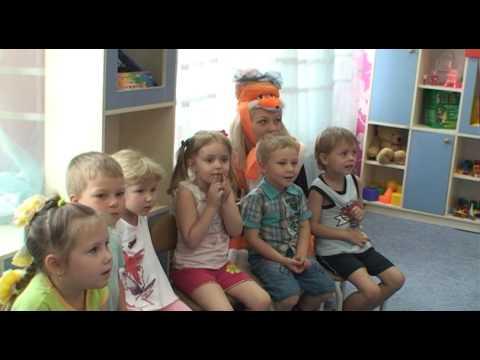 Развивающие уроки для детей - видео