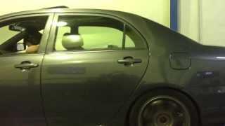 Toyota Corolla 3S Turbo Engine Swap, Plus 4WD Conversion, Link ECU