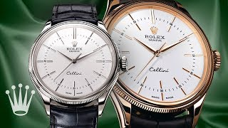 The New Rolex Cellini - An Answer to Haute Horology?