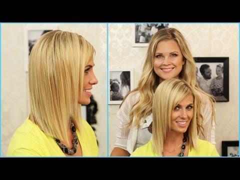 CarlieStylez New Summer Haircut!!