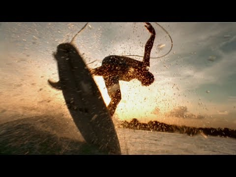 Bending Colours : une plongée dans l'univers de Jordy Smith