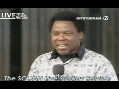 Scoan 28 09 14: Tb Joshua - Don't Let Unknown Voices Mislead You. Emmanuel Tv video