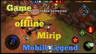 Category Legendary Heroes Moba Mod Apk