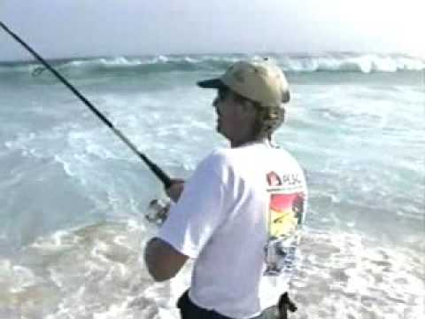 Klassen Surf & Shore Fishing Roosterfish