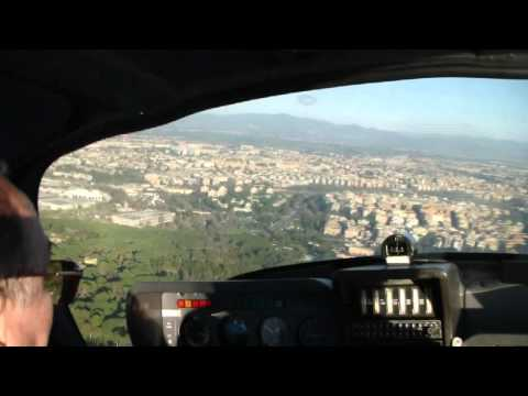 SOCATA TB-9 GT Tampico at Rome Urbe (LIRU)