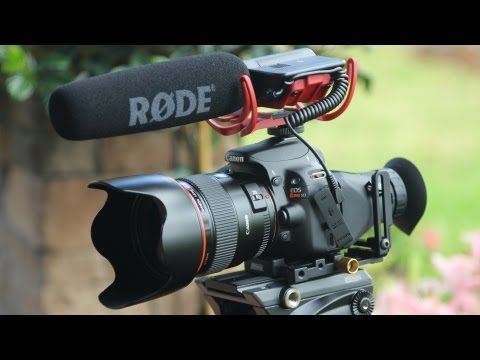 Canon EOS Rebel SL1 Video Test