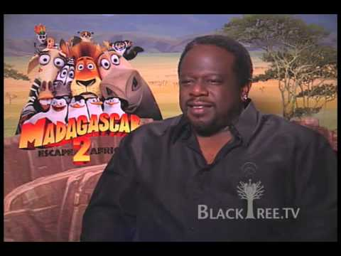 Cedric the Entertainer on 'being a cartoon'