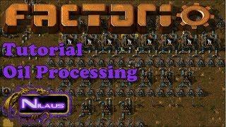 Factorio Tutorial - 10. Oil Processing