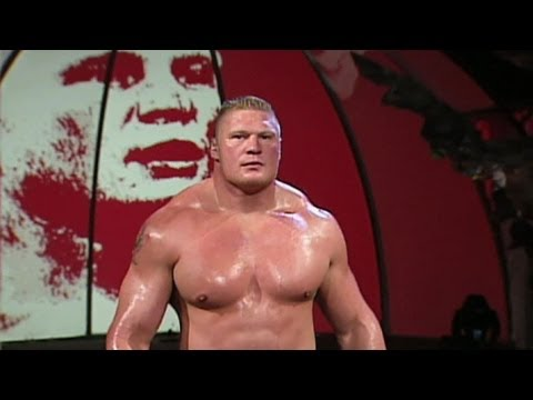 A painful look at the dominant career of Brock Lesnar