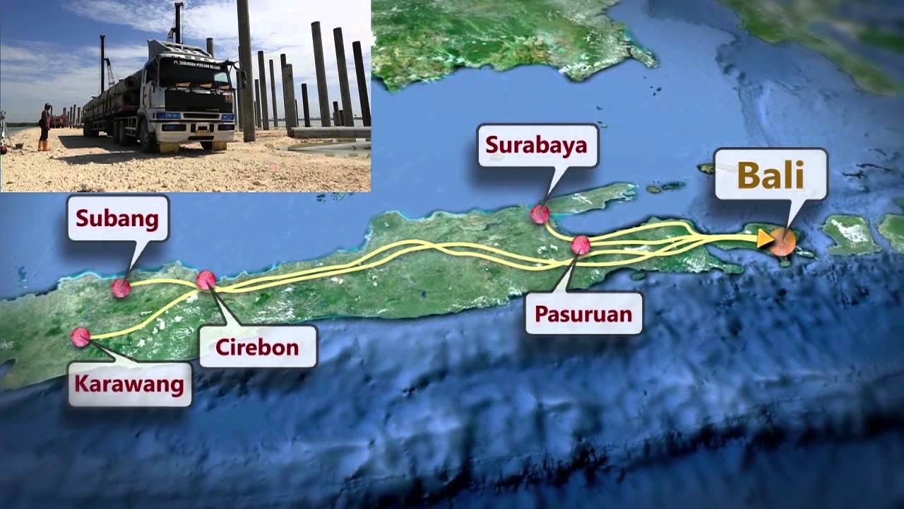 Foto Jalan Tol Bali Jalan Tol Bali Mandara
