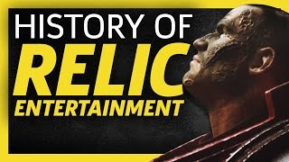 The History of Relic Entertainment