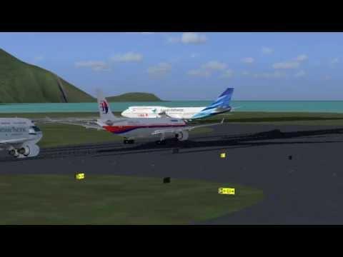 Traffic Indonesia Fsx Fsx Garuda Indonesia B747-8i