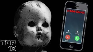 Top 10 Most Scary Phone Calls Ever Recorded - Part 2