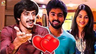 Shariq Romances G.V. Prakash's Sister | Bhavani Sre Interview | Kannatti Music Video