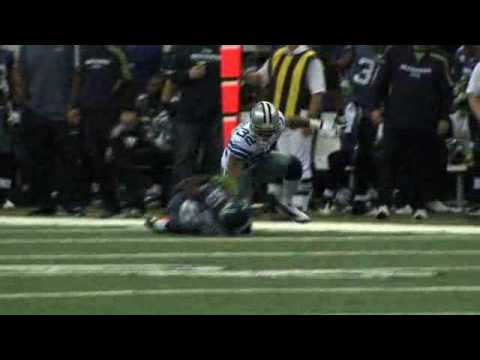 Dallas Cowboys cornerback Orlando Scandrick's highlights from the 2009 season.