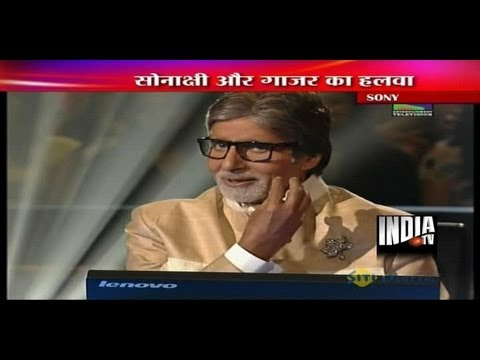 Unbelievable! Amitabh Forgot His Dialogue On Kbc video