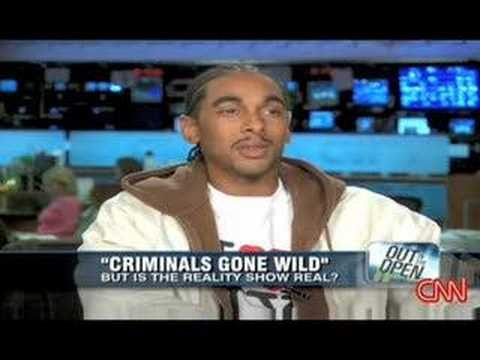 CNN Segment on 'Criminals Gone Wild' (PART ONE) Video