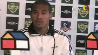 Macnelly previa Chile vs Colombia