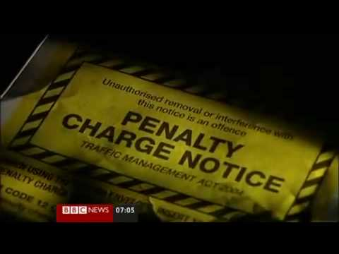 Appeal Parking Ticket