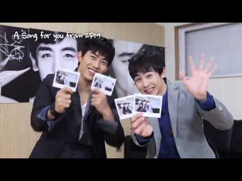 Taecyeon & Nichkhun - Ep.9 Preview A Song for You from 2PM