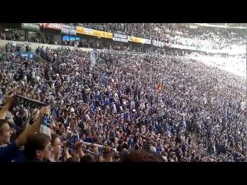 Raul Abschied 2012-04-28 Schalke siegt 4:0 gegen Hertha BSC ! Königsblauer S04