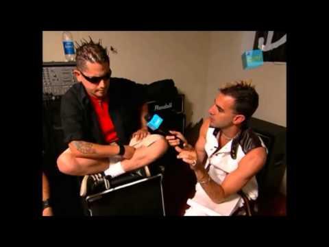 Da Ali G Show - Bruno interviews Balistik