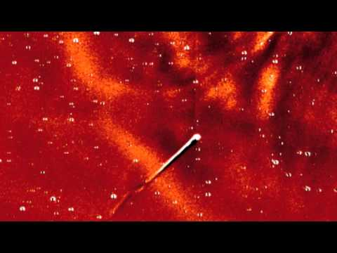 The End of Comet Lovejoy - Live on the NASA SDO Website