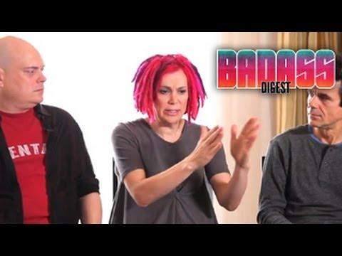 Full Cloud Atlas Interview - Lana Wachowski, Andy Wachowski & Tom Tykwer