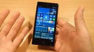 Nokia Lumia 830 итоговый обзор