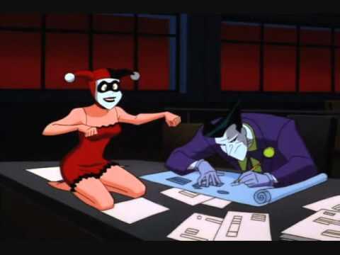 Джокер и Харли - Мальчик-гей