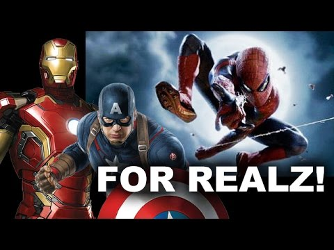 Spider-Man joins Marvel Cinematic Universe! Andrew Garfield? Miles Morales? - Beyond The Trailer