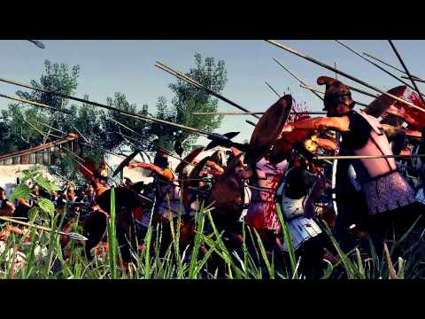 Blood philosophy - Rome 2: Total war Machinima