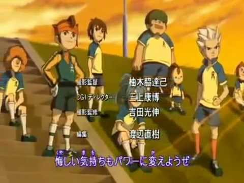 Inazuma Eleven Theme Song Season 1 Japanese video