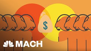 Algorithmic System Keeps Your Credit Cards Safe | Mach | NBC News