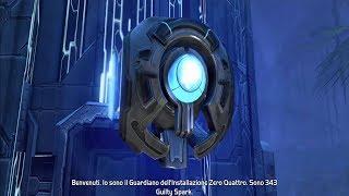Halo: Combat Evolved Anniversary Gameplay ITA - Walktrough #6 - 343 Guilty Spark