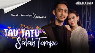Download lagu Suliyana X Wandra - TAU TATU x SALAH TOMPO | Music One | Terbaru