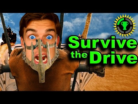 Game Theory - You Drive