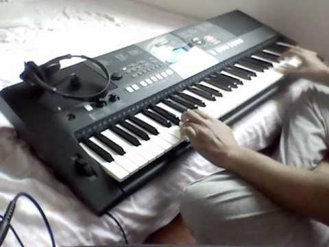 Tu Tu Hai Wohi  Yeh Waada Raha (DJ Aqeel Remix) keyboard cover...