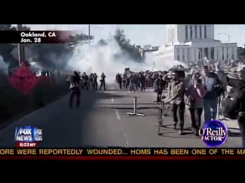 Demos' Rich Benjamin on O'Reilly Factor: Defending The OWS Movement