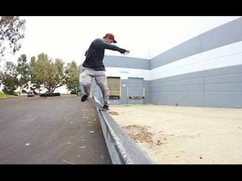 RONSON LAMBERT  Back 180 Nosegrind Pop-over to forward. NBD!?!?