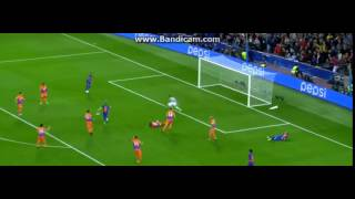 Lionel Messi Goal   Barcelona vs Manchester City 1 0 гол Месси в ворота Сити