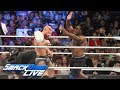The New Day Vs. The Bar & Big Show   Thanksgiving Feast Fight: SmackDown LIVE, Nov. 20, 2018