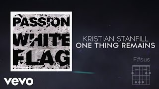 Watch Passion One Thing Remains video
