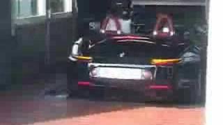 Eisenmann BMW E52 Z8 - Race application Dynamometer Testing